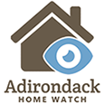 Adirondack Home Watch Logo